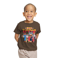 Magical Super Friends - Youth - T-Shirts - RIPT Apparel