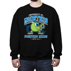 Fighting Mikes - Crew Neck Sweatshirt - Crew Neck Sweatshirt - RIPT Apparel