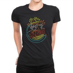 Lord Of The Fries - Womens Premium - T-Shirts - RIPT Apparel