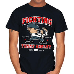 Fighting Shelby - Mens - T-Shirts - RIPT Apparel