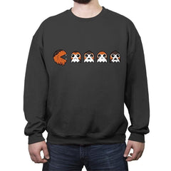 Chewie-Man - Crew Neck Sweatshirt - Crew Neck Sweatshirt - RIPT Apparel