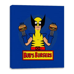 Bub's Burgers - Canvas Wraps - Canvas Wraps - RIPT Apparel