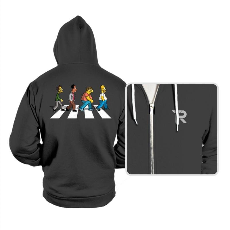 The Moes on Abbey Road - Hoodies - Hoodies - RIPT Apparel