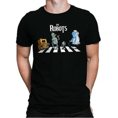 The Robots - Mens Premium - T-Shirts - RIPT Apparel
