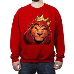 Notorious Mu-Fa-Sa - Crew Neck Sweatshirt - Crew Neck Sweatshirt - RIPT Apparel