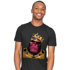 Notorious Titan - Mens - T-Shirts - RIPT Apparel