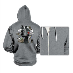 Dark Side Club - Hoodies - Hoodies - RIPT Apparel