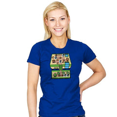 Console Bros. - Womens - T-Shirts - RIPT Apparel