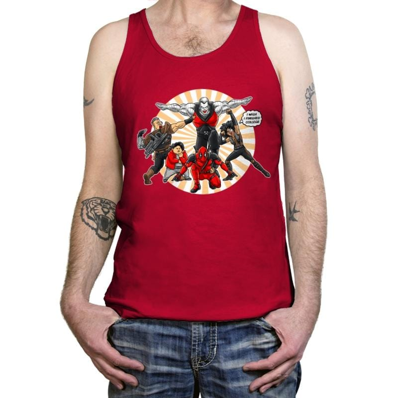 Ginyu-X-Force - Tanktop - Tanktop - RIPT Apparel