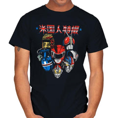 American Toku - Anytime - Mens - T-Shirts - RIPT Apparel