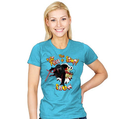 K. Ren and Stimpy Reprint - Womens - T-Shirts - RIPT Apparel
