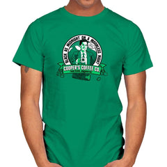 Cooper's Coffee Co. Exclusive - Mens - T-Shirts - RIPT Apparel