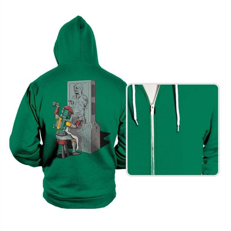 Bountiful Art  - Hoodies - Hoodies - RIPT Apparel