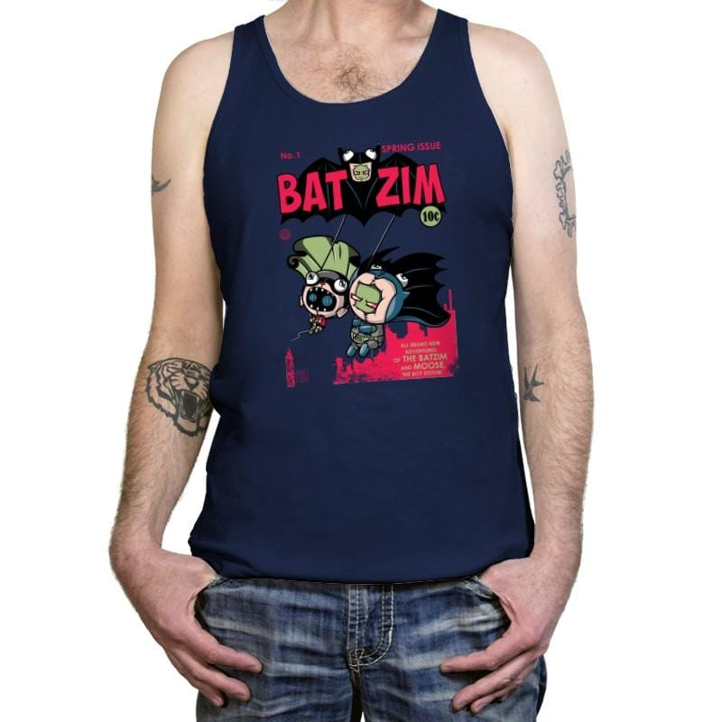 BatZim Exclusive - 90s Kid - Tanktop - Tanktop - RIPT Apparel