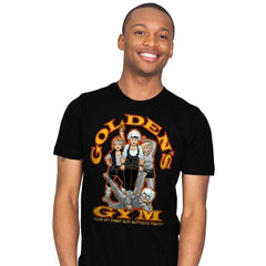 Golden's Gym - Mens - T-Shirts - RIPT Apparel