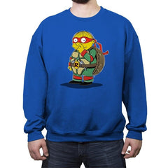 RALPHAEL - Crew Neck Sweatshirt - Crew Neck Sweatshirt - RIPT Apparel