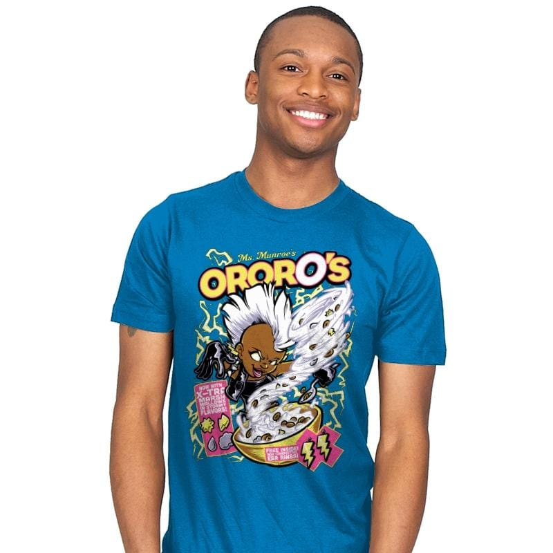 OrorO's Cereal - Mens - T-Shirts - RIPT Apparel