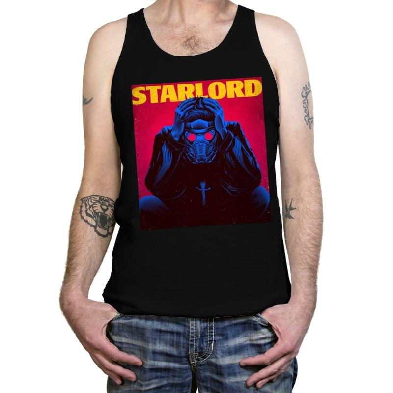 I'm A Star Lord - Record Collector - Tanktop - Tanktop - RIPT Apparel