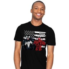 We're Sorry Ms. Parker - Best Seller - Mens - T-Shirts - RIPT Apparel