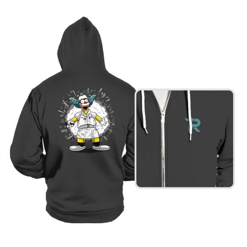 Nurse Krusty - Hoodies - Hoodies - RIPT Apparel