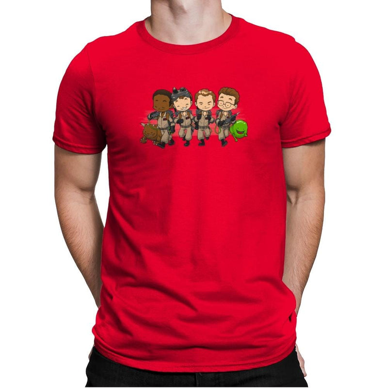 The Old Guard - Miniature Mayhem - Mens Premium - T-Shirts - RIPT Apparel