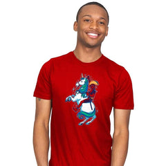 Napooleon - Mens - T-Shirts - RIPT Apparel