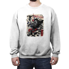 Dark Son - Crew Neck Sweatshirt - Crew Neck Sweatshirt - RIPT Apparel