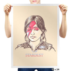Jyn Stardust Exclusive - Prints - Posters - RIPT Apparel