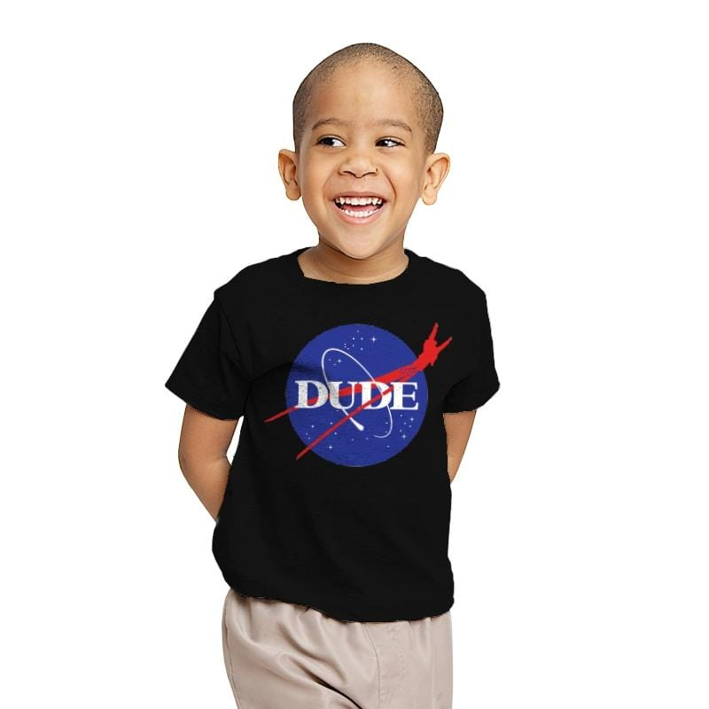 Abide Space Agency - Youth - T-Shirts - RIPT Apparel