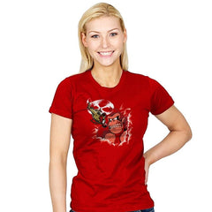 Donkey King: Skull Island Exclusive - Womens - T-Shirts - RIPT Apparel
