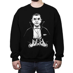 Blood - Crew Neck Sweatshirt - Crew Neck Sweatshirt - RIPT Apparel