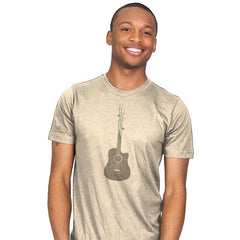 Natures Guitar Exclusive - Mens - T-Shirts - RIPT Apparel