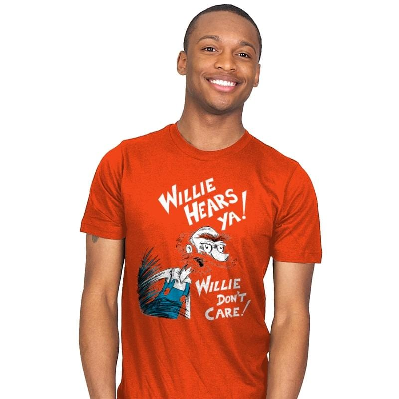 Who Cares? - Mens - T-Shirts - RIPT Apparel