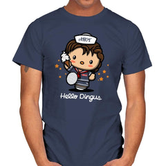 Hello Dingus - Mens - T-Shirts - RIPT Apparel
