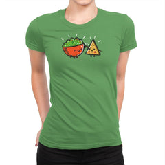 Chips And Guac - Womens Premium - T-Shirts - RIPT Apparel
