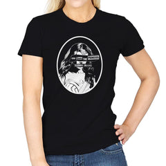 Warrior Princess Exclusive - Wonderful Justice - Womens - T-Shirts - RIPT Apparel