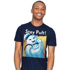 Stay Puft! - Mens - T-Shirts - RIPT Apparel
