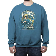 These Violent Delights - Crew Neck Sweatshirt - Crew Neck Sweatshirt - RIPT Apparel
