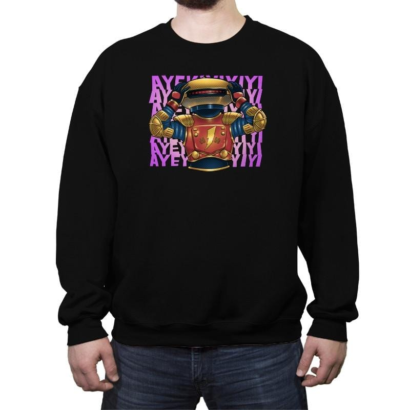 Alpha Joke - Crew Neck Sweatshirt - Crew Neck Sweatshirt - RIPT Apparel