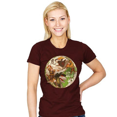 Zord Dynasty - Womens - T-Shirts - RIPT Apparel