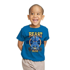 Beast Mode - Youth - T-Shirts - RIPT Apparel