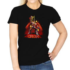 CRON Exclusive - Womens - T-Shirts - RIPT Apparel