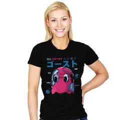 Ghostzilla - Womens - T-Shirts - RIPT Apparel