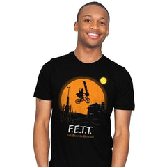 F.E.T.T. The Bounty-Hunter - Mens - T-Shirts - RIPT Apparel