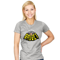 Gadget - Womens - T-Shirts - RIPT Apparel