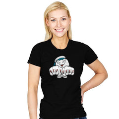 STAY PUFT - Womens - T-Shirts - RIPT Apparel