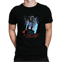 Animated Giant - Mens Premium - T-Shirts - RIPT Apparel