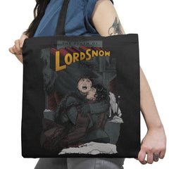 Death of Lord Snow - Game of Shirts - Tote Bag - Tote Bag - RIPT Apparel