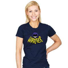 Whatever - Womens - T-Shirts - RIPT Apparel