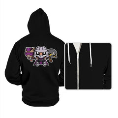 The Powerpuff Foot - Hoodies - Hoodies - RIPT Apparel
